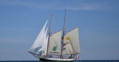 Goletta Verde riparte a difesa dei mari italiani