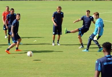 Sscnapoli.it – Gli azzurri preparano la sfida al Legia