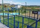 A Licola il primo campo di padel tennis