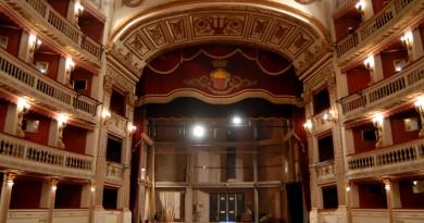 7. il palcoscenico