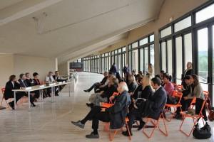 Napoli: Conferenza stampa Arena Flegrea Ph:Roberto Della Noce
