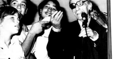 Copia di EduardoDeFilippo_IstitutoFilangieriNapoli1981_ANSAFoto