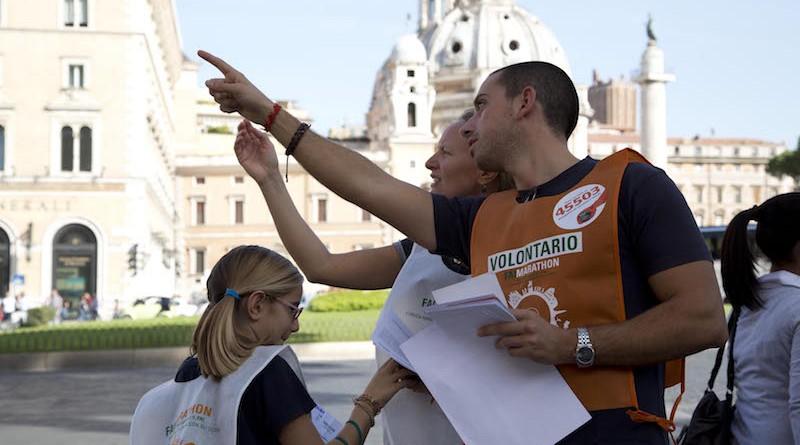 Roma, 21 10 2012 Prima edizione della FAIMARATHON, maratona culturale promossa dal FAI e da Il Gioco del Lotto  ©Riccardo Musacchio