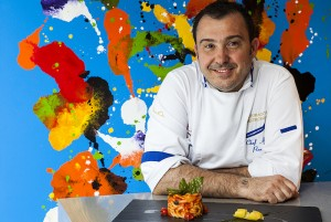 New York - Midtown: lo chef stellato Antonio Pisaniello