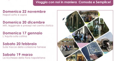 Copia di COSY ITINERARY