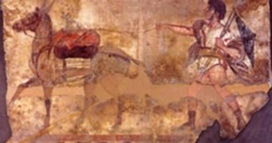 Tomba eroe Paestum