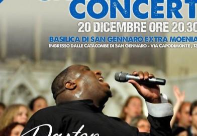 Christmas Concert 2015, Gospel alle Catacombe di San Gennaro