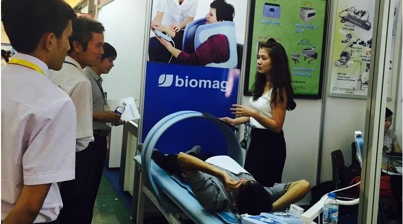dispositivi-della-magnetoterapia-biomag-su-vietnam-medi-pharm-expo-2015-in-hanoi