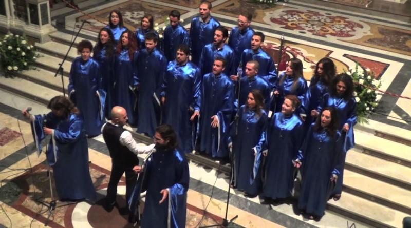 Copia di blue gospel singer