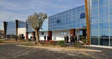 Capua (CE): Inaugurazione della stabilimento Citema