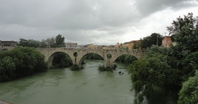 Volturno-Bridge