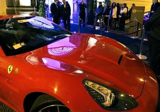 Copia di Ferrari a Palazzo Caracciolo