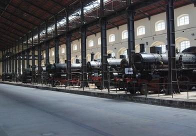 Al Museo Nazionale Ferroviario di Pietrarsa per un insolito viaggio musicale tra le antiche locomotive