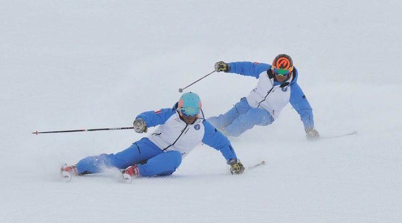 Copia di maestri di sci