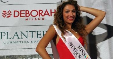 Elena Santoro - Miss Italia: Miss Deborah Milano Campania 2012 è Elena Santoro
