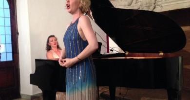 Kerstin Avemo Concerti al Tramonto