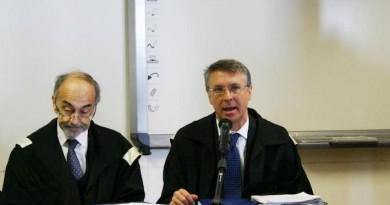 Raffaele Cantone in Commissione di laurea al Suor Orsola