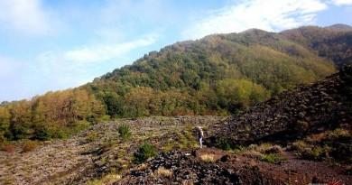 vesuvio fiume di lava