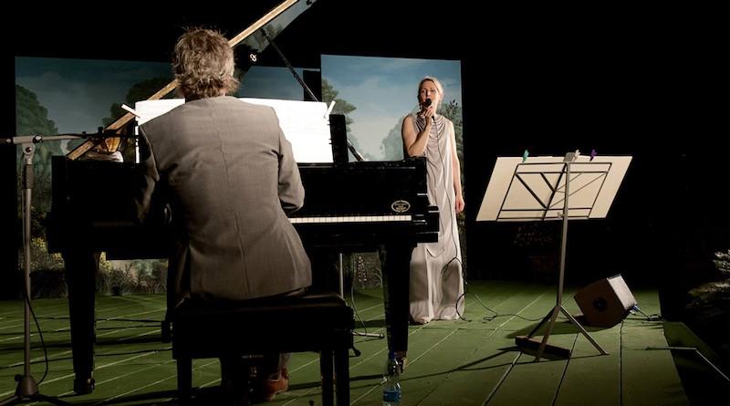 Concerto pianoforte e voce terrazza