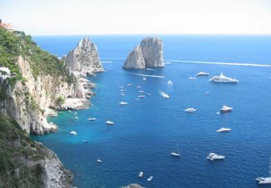 Respira Capri, 3000 mascherine da Federalberghi