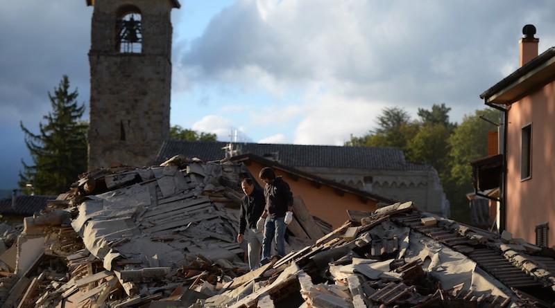 Emergenza sisma, in campo la Protezione Civile della Campania