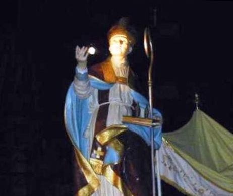 San_Gennaro in processione
