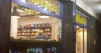 Via Kerbaker libreria Raffaello
