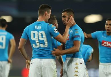Un fantastico Napoli di Champions, il Benfica travolto 4-2 al San Paolo