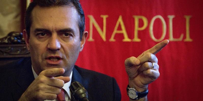 Orgoglio Napoletano, post di de Magistris su FB