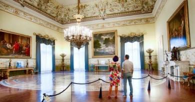 X47 - Napoli, Museo di Capodimonte, Appartamento Reale
