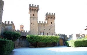 Il Castello Lancellotti di Lauro