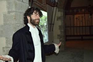 Il regista Franco Nappi fondatore de Il Demiurgo