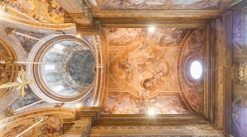SCaterina a Formiello Cupola Paolo de Matteis (1024x683)