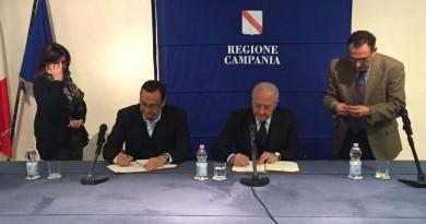 Baccini De Luca firma