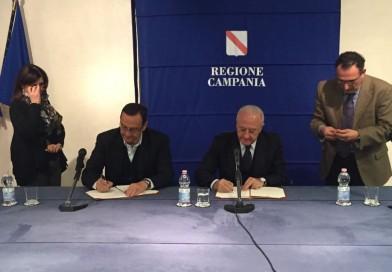 Campania, tra Regione e Microcredito accordo per programmi di sviluppo