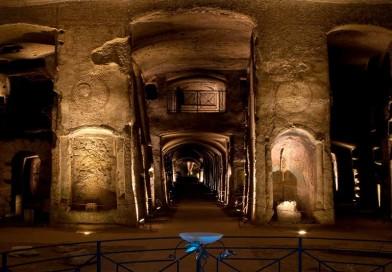 Le Catacombe di Napoli vincono il premio nazionale Francovich
