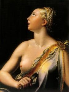 Parmigianino - Lucrezia