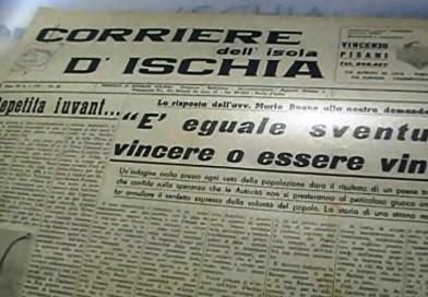 Torna a splendere all corso Vittoria Colonna l'antica emeroteca dell'isola verde