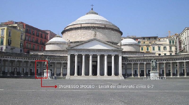Piazza del Plebiscito, Napoli pronta alla riqualificazione