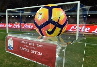 Coppa Italia, la fabbrica del gol porta il Napoli ai quarti di finale. Spezia battuto 3-1