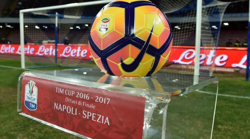 Tim Cup: Napoli senza problemi, Spezia travolto 3-1