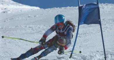 Flavia Giordano - SAI Napoli - oro in Gigante al criterium 2016 cat ALL