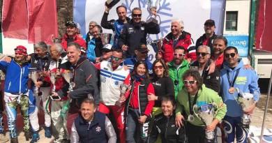 La premiazione del Trofeo Italo Kuhne a Roccaraso