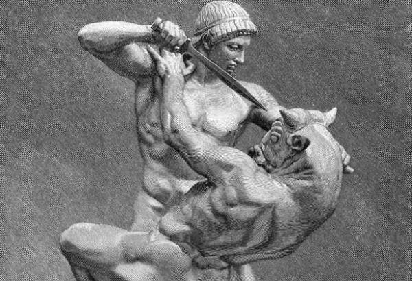 incisione-di-teseo-che-uccide-il-minotauro-getty1