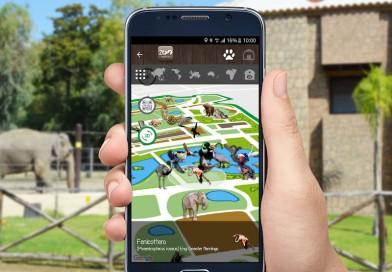 Arriva la App e lo zoo diventa …interattivo