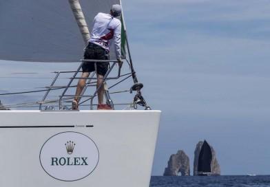 Si chiude la Rolex Capri Sailing Week con un gran finale in piazzetta