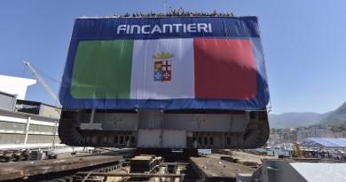 Fincantieri e Ponant, accordo per la costruzione di due navi da crociera