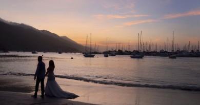 sposa spiaggia