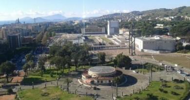 Fuorigrotta, a Piazzale Tecchio arriva una nuova area attrezzata
