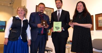 Trionfo in Lituania per l'Angelo di Roccaraso